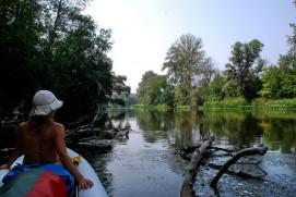 Изюмская петля август 2010 г.