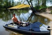 Идеальная лодка ПВХ под мотор для рыбалки и охоты
