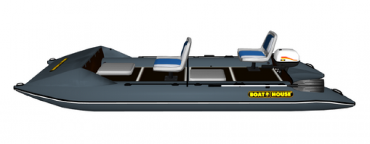 Light catamarans SMART FISHER