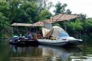 Река Северский Донец в июне 2013 Изюм