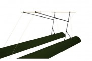 Awning for boat 140Х250 (TRAVEL, TRAVEL MAX)