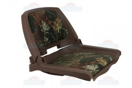 Plastic camouflage chair