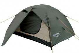 Tent with two entrances (2 + 1)