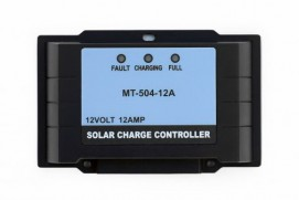 SOLAR PANEL CHARGE CONTROLLER MT 504-12A