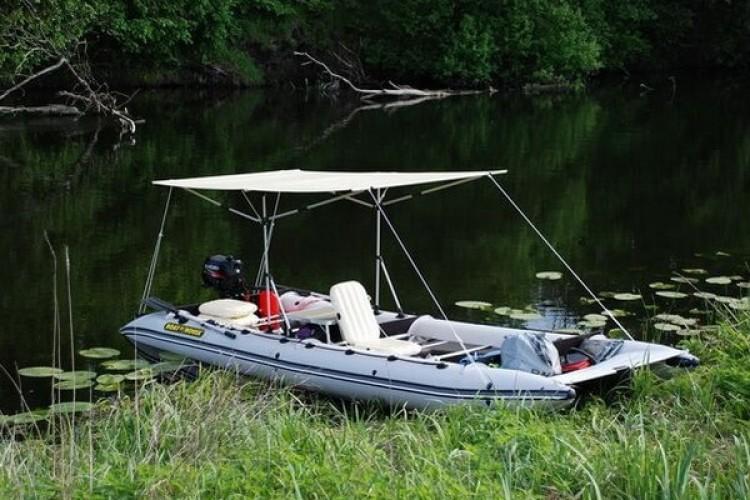 купить лодку надувную фишер
