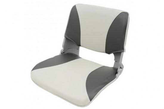 Кресло пластиковое мягкое большое