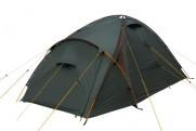 Палатка с двумя входами и большим тамбуром (2+1)