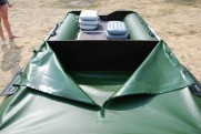 Catamaran PVC SEA FISHER 390