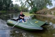 Catamaran PVC SEA FISHER 800