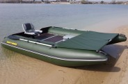 Catamaran for alloy TRAVEL 830