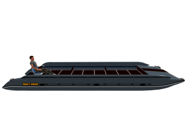 Commercial catamarans TRAVEL XXL