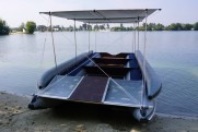 Catamaran TRAVEL XXL 730