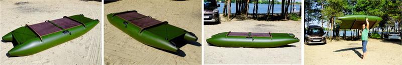 SUP KAT надувная доска для серфинга